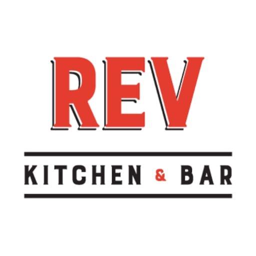 rev kitchen & bar logo